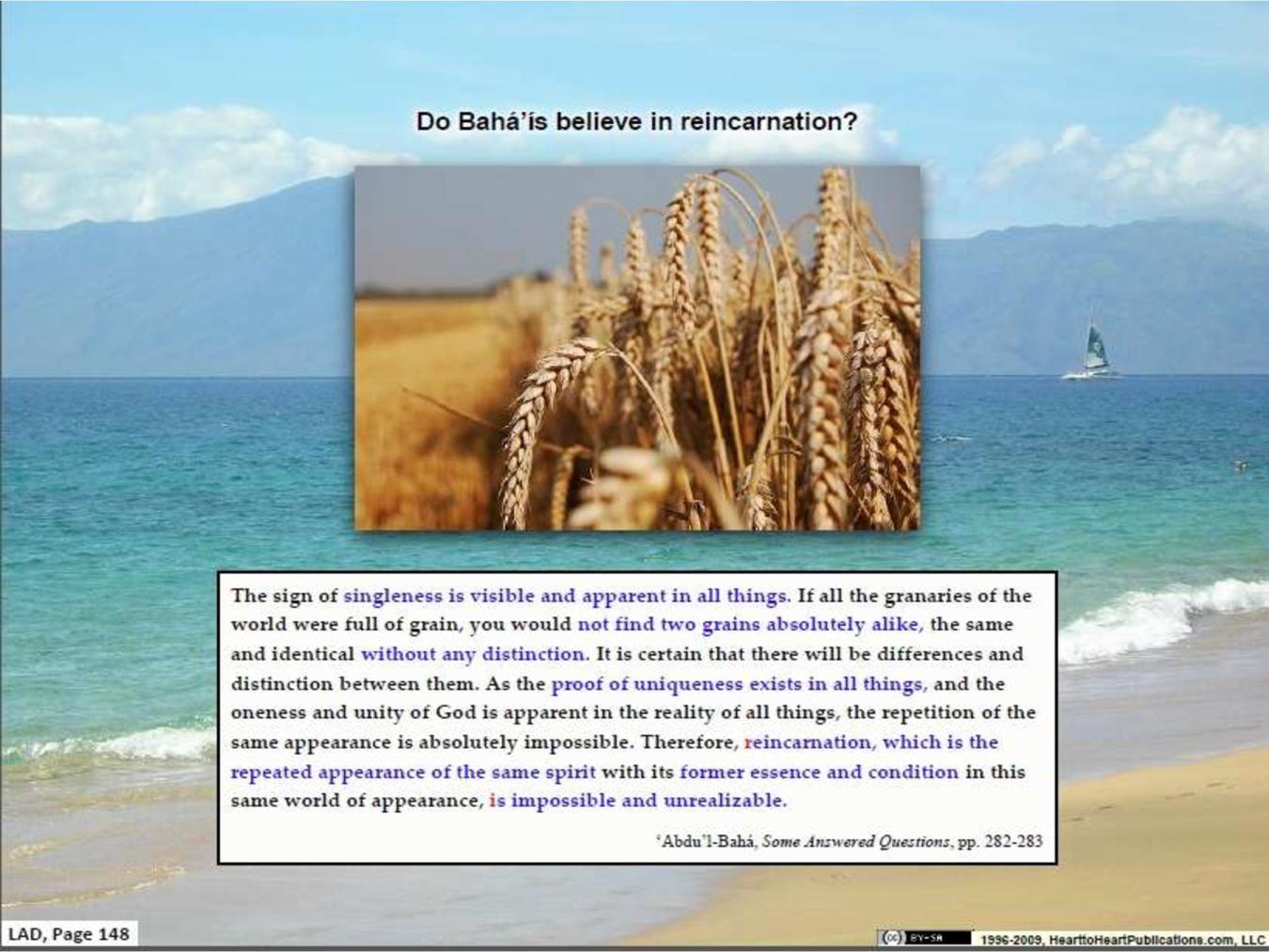 a description of the bahai faith and its beliefs